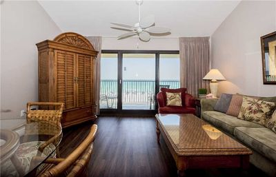 Photo for 307- Impeccable unimpeded views of the BEACH.  Destin Beach Club