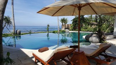 Photo for Breathtaking Ocean views 5 Bedroom, Candidasa;