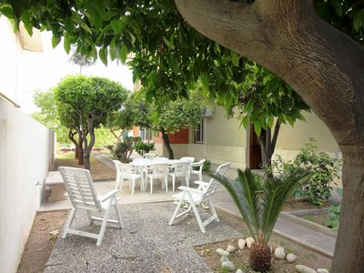 Photo for VILLA GIOVE. Prestigious and very spacious Sicilian house with exclusive garden