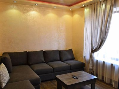 Photo for Apartment is near the Republic Square There are many parks shops and restaurants