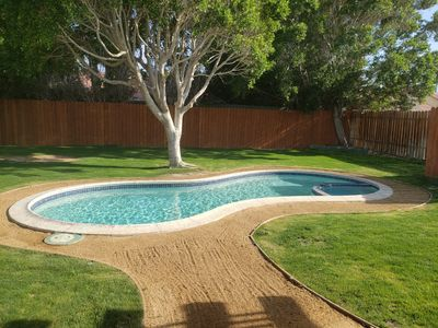 Photo for Nicely remodeled home near palm springs