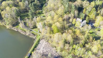 Photo for NEW LISTING SPECIAL: 10% off! Captivating Home Overlooking Stevens Lake!