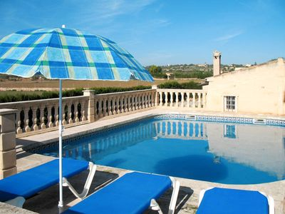 Photo for Vacation home Na Frare  in Ses Salines, Majorca / Mallorca - 6 persons, 3 bedrooms
