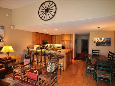 Photo for RMR: 4 BR /4 BA townhouse in Teton Village, Sleeps 8-10 + Free Fun!
