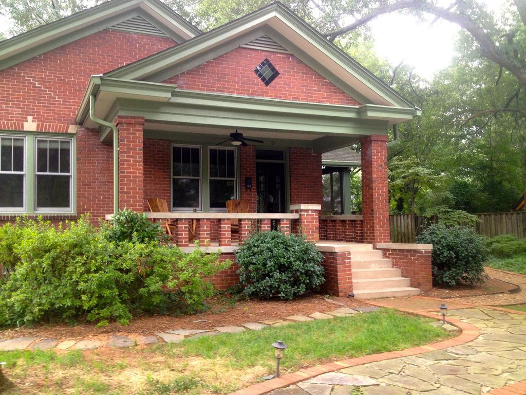Craftsman Cottage in the Heart of Five Points Walk to UGA ...