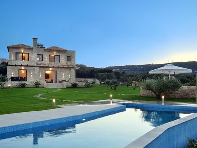 Photo for Brand new villa with private pool and amazing seaview