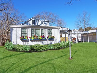 Photo for Newly Renovated Summer Home with a Pop on a quiet block, perfect vacation home