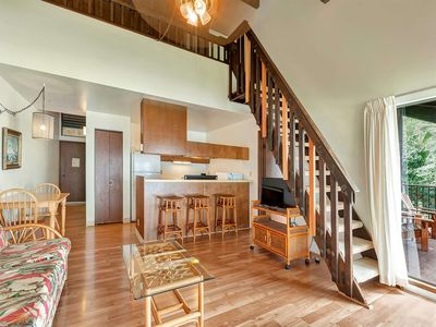 Photo for Ocean Edge Family Fave! Island Decor, Loft, Large Lanai, Kitchen–Molokai Shores 334