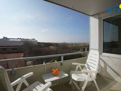 Photo for South balcony with sea view!