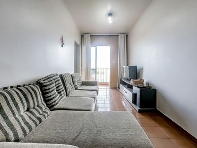 Photo for Apartment with sea view on Indaiá beach