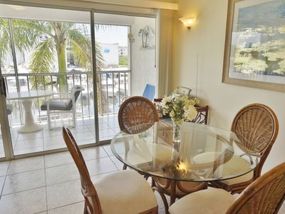 Photo for 2nd Floor One bedroom with Elevator, Marina view and Pool Access A1221MB
