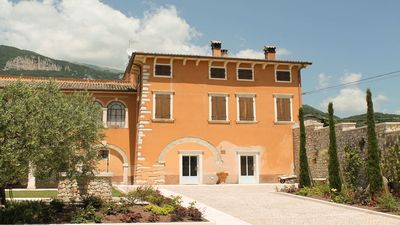 Photo for 15TH CENTURY MANSION NEAR LAKE GARDA