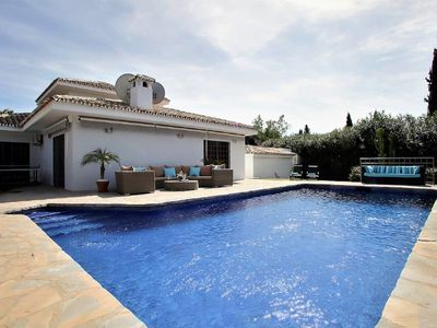 Photo for Gorgeous villa 550 m2 with 10 double bedrooms and 5 bathrooms. Garden 1600 m2