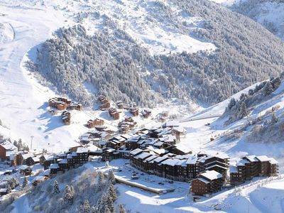 Photo for Residence Fermes De Meribel Bat C - 3 Rooms for 4 People