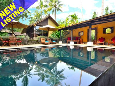 Photo for A value authenticity with style 2 Bedroom Villa, Near Ubud!