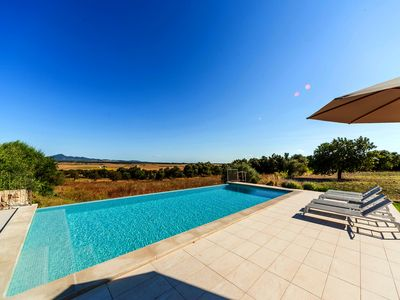 Photo for Rustic country house with pool - Villa Turonet