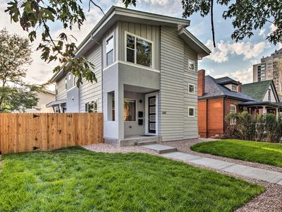 Photo for Luxury Denver Home! Close to Washington Park and Cherry Creek!