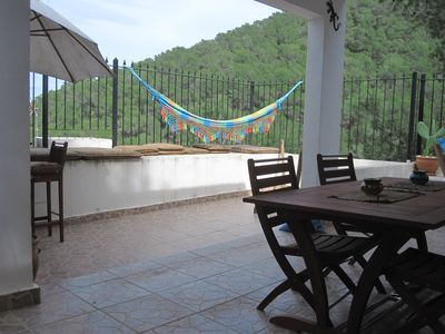 Photo for Beautiful apartment in the mountains with terrace and panoramic views.