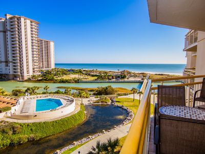 Photo for Spacious South Tower Condo with Beautiful Views of Ocean & Pool Area