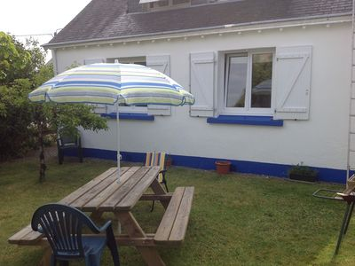 Photo for 3BR Cottage Vacation Rental in Névez, Bretagne