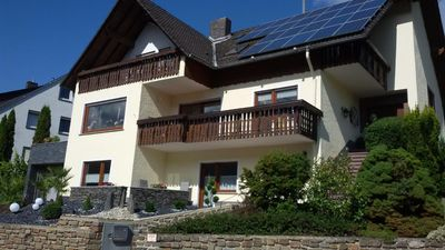 Photo for Holiday apartment Oberdiebach for 2 - 3 persons with 1 bedroom - Holiday apartment