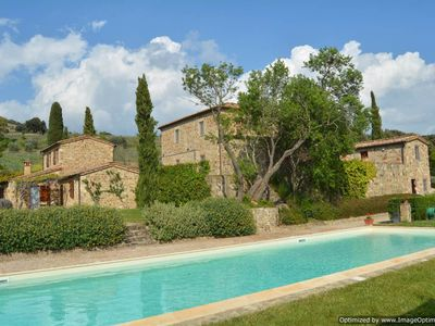 Photo for Tuscan Villa in Montalcino