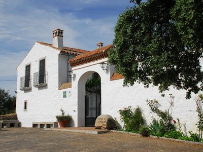 Photo for Self catering Cortijo Palomar de la Morra for 16 people