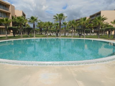Photo for Salgados Golf and beach, fantastic apartment for summer and winter
