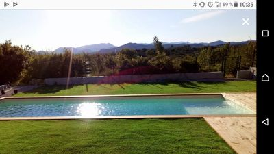 Photo for RECENT VILLA WITH SWIMMING POOL
