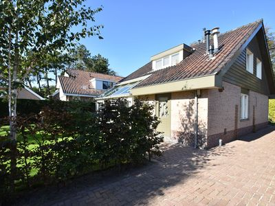 Photo for Detached villa with guest house near woods, dunes and the beach of Bergen