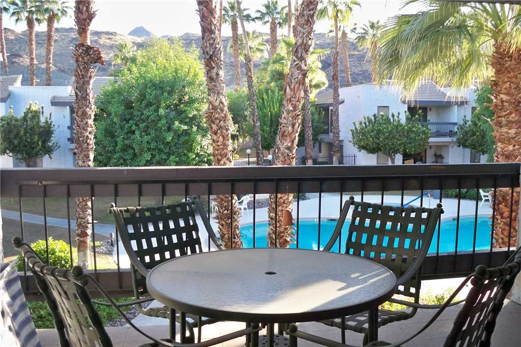 Palm Canyon Villas Condo W Great Pool Mountain Views In South Ps Cathedral City California