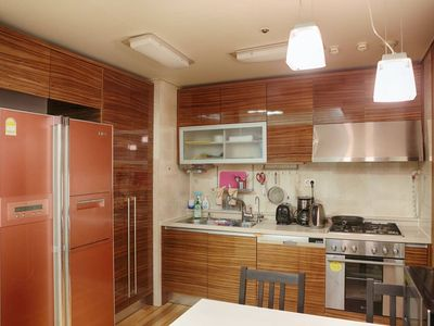 Photo for [LUX!!] GANGNAM PRIVATE APT 3BDS ,2BTS, 2MIN METRO