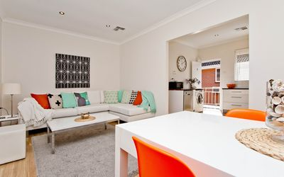 Photo for Delightful spacious 2 bedroom Unit in vibrant beachside suburb of Glenelg