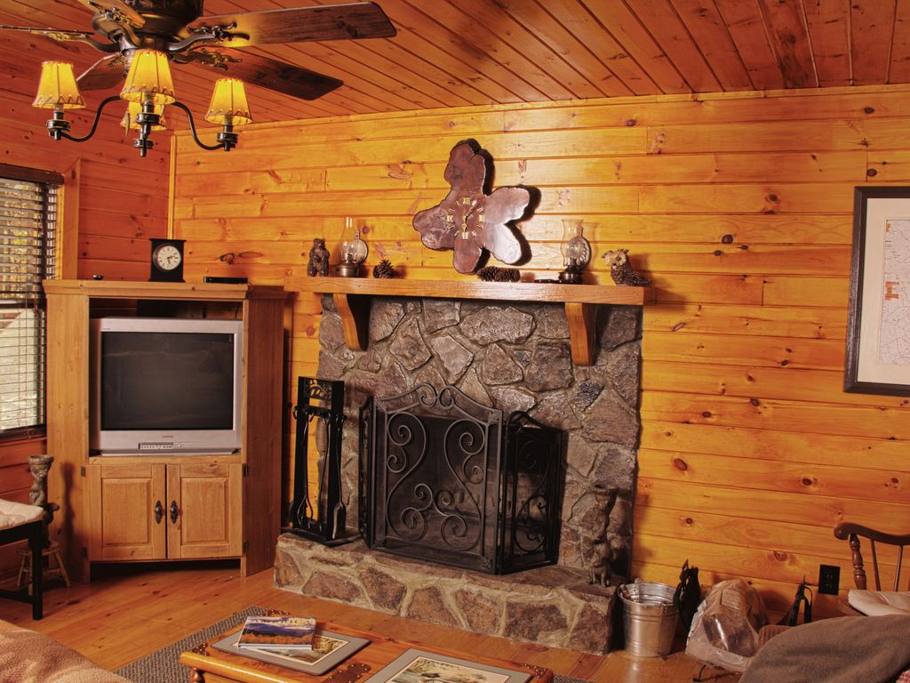 cozy cabin great view close to helen lot vrbo