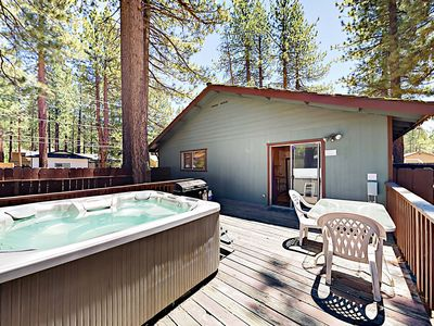Photo for 3BR w/ Prime Locale Near Skiing, Beach, Dining - Private Hot Tub