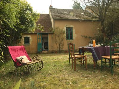 Photo for Charming 18th century house in Perrière