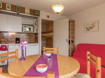 Photo for Apartment by the piste, 500m from the town centre and 400m from the ski school