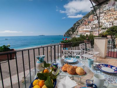 Photo for Casa Capriccio, Spiaggia Grande Positano