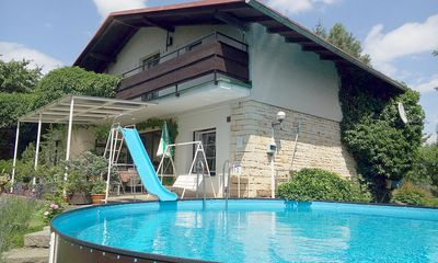 Photo for Holiday house Wi-Fi and outdoor pool