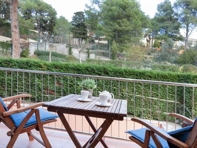 Photo for 2 bedroom Apartment, sleeps 4 in l'Escala with Pool