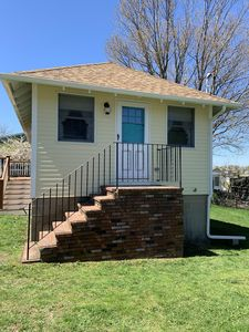 Photo for Walk to Nantasket Beach from this adorable fully furnished cottage