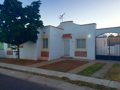 Photo for Safe comfortable 3B house close to Marina San Carlos