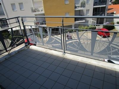 Photo for Apartment Les Sables-d'Olonne, 1 bedroom, 4 persons
