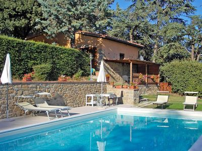 Photo for Vacation Home in Cortona with 1 bedrooms sleeps 4