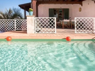 Photo for Vacation home villa Katia in Galatone - 8 persons, 4 bedrooms