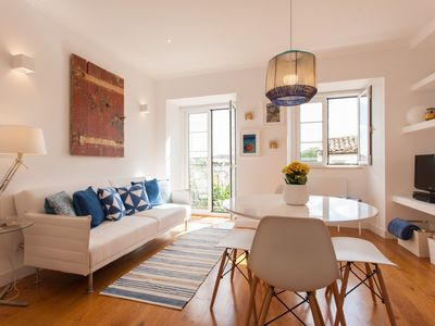 Photo for Apartment in the historic center of Lisbon view