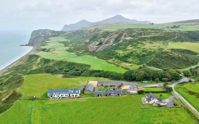 Photo for The Milking House -  a llyn peninsula that sleeps 4 guests  in 2 bedrooms