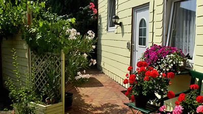 Photo for Cozy holiday house and apartment with pool on the outskirts of Wernigerode