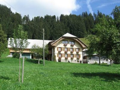 Photo for Holiday apartment Escholzmatt for 5 - 6 persons with 2 bedrooms - Holiday apartment in a farmhouse