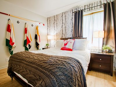 Photo for Pedestrian Village! Parking/WiFi/Cleaning/Linens all included. Luxury + more.
